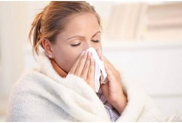 Εποχική γρίπη και κρυολόγημα.