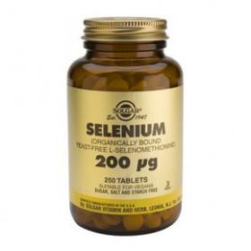 SOLGAR Selenium 200mg 250 δισκία