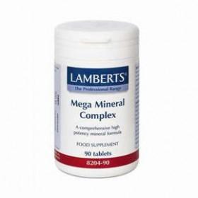 LAMBERTS Mega Mineral Complex Μέταλλα 90 δισκία