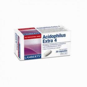 LAMBERTS Acidophilus Extra 4 (Milk Free) 60 δισκία
