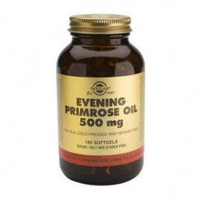 SOLGAR Evening Primrose Oil 500mg 180 δισκία