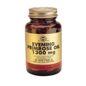 SOLGAR Evening Primrose Oil 1300mg 30 δισκία