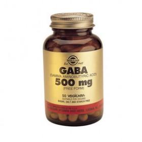 SOLGAR Gaba 500mg 50 δισκία