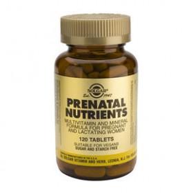 SOLGAR Prenatal Nutrients 120 δισκία