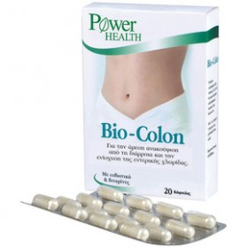 POWER HEALTH Bio-Colon 20 Caps
