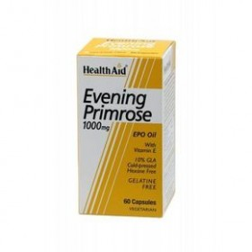 HEALTH AID Evening Primrose Oil 1000mg 30 caps