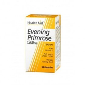 HEALTH AID Evening Primrose Oil 1300mg 30 caps