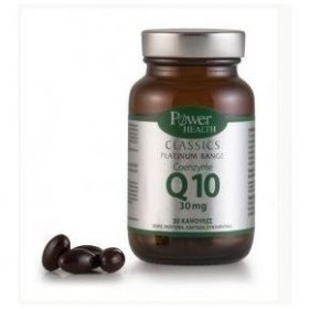 POWER HEALTH Coenzyme Q10 30mg 30 caps