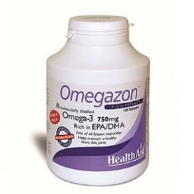 HEALTH AID Omegazon EPA/DHA 120 caps