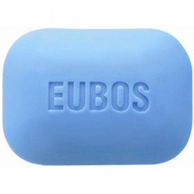 EUBOS Solid Blue Στερεή Πλάκα Πλυσίματος 125gr