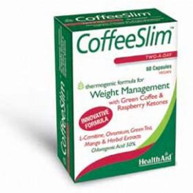 HEALTH AID CoffeeSlim 60 κάψουλες
