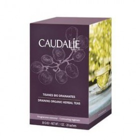 CAUDALIE Organic Herbal Teas 30g - 20 sachets