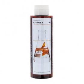 KORRES Σαμπουάν για Βαμμένα μαλλιά με Ηλίανθο και τσάι του βουνού 250ml