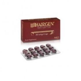 HAIRGEN Soft Gels-Φυσικό συμπλήρωμα διατροφής κατά της τριχόπτωσης 30 caps
