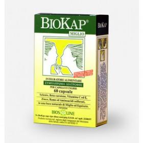 BIOKAP Συμπλήρωμα Διατροφής Για την Τριχόπτωση 60 caps