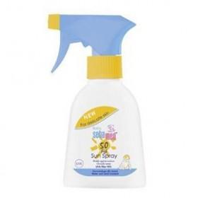 SEBAMED Baby Sun Spray spf 50  Αντηλιακό Γαλάκτωμα για Μωρά σε Spray  200 ml