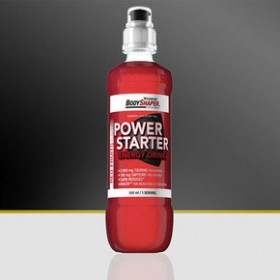 WEIDER Power Starter Drink 500ml - Red punch - Default Size