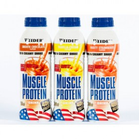 WEIDER Muscle Protein Drink Σοκολάτα 500ml