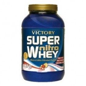 WEIDER Super Nitro Whey Cookies/Cream 1kg