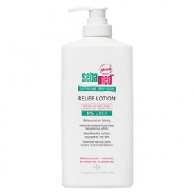 SEBAMED Relief Lotion Urea 5% 400 ml