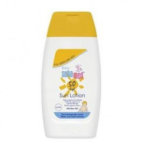 SEBAMED Baby Sun Lotion SPF50 - Αντηλιακό Γαλάκτωμα για Μωρά  200 ml