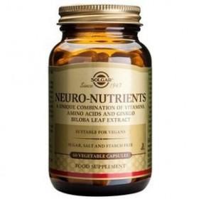 SOLGAR Neuro Nutrients 60 δισκία