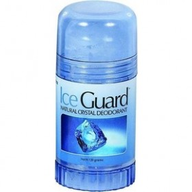 OPTIMA Ice Guard Natural Crystal Deodorant Twist Up 120gr