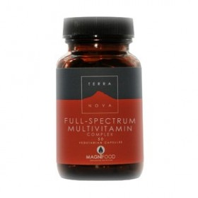 TERRANOVA Full-Spectrum Multivitamins Complex 50caps