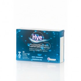 HYE eye drops με υαλουρονικό 0.4 % 20x0,5ml