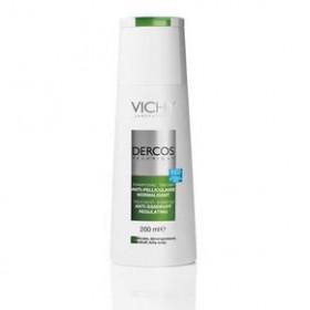 VICHY Dercos Αντιπυτιριδικό σαμπουάν για Kανονικά ή Λιπαρά μαλλιά 200ml