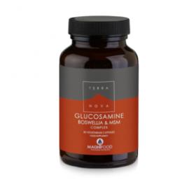 TERRANOVA Glucosamine , Boswellia & ΜSM Complex - Joint Support 50 κάψουλες
