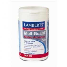 LAMBERTS Multi Guard Osteoadvance 50+ 120 tabs