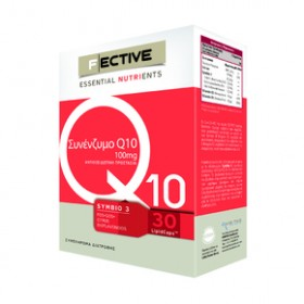 F ECTIVE by AMBITAS Συνένζυμο Q10 100mg 30LipidCaps