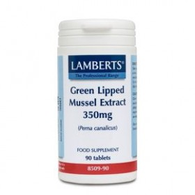 LAMBERTS Green Lipped Mussel 350 mg 90 δισκία