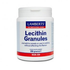 LAMBERTS Soya Lecithin granules Σόγια Λεκιθίνη  250 gr