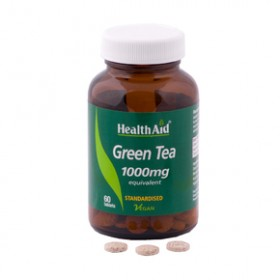 HEALTH AID Green Tea 60tabs