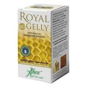 ABOCA Royal Gelly Bio Βασιλικός πολτός 40 ταμπλέτες