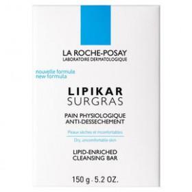 LA ROCHE POSAY Lipikar Surgras Pain Σαπούνι καθαρισμού πλούσιο σε λιπίδια 150gr