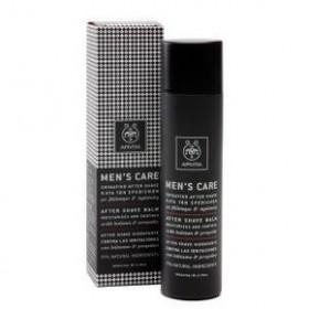 APIVITA Men's Care Ενυδατικό Aftershave με βάλσαμο & πρόπολη 100ml