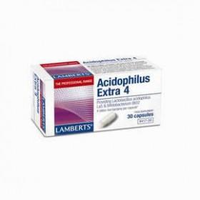 LAMBERTS Acidophilus Extra 4 (Milk Free) 30 δισκία