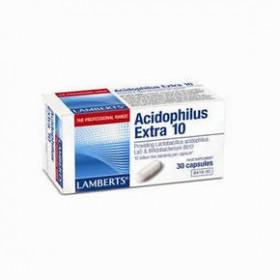 LAMBERTS Acidophilus Extra 10 Προβιοτικό (Milk free) 30 δισκία