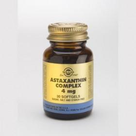 SOLGAR Astaxanthin Complex 5 mg 30 δισκία
