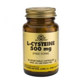 SOLGAR L-Cysteine 500mg 30 δισκία