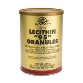 SOLGAR Lecithin ''95'' Granules 454g