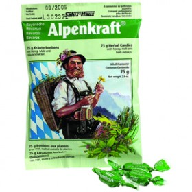 POWER HEALTH Alpenkraft Candies 75 G