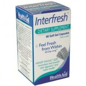 HEALTH AID INTERFRESH 50 caps
