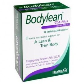 HEALTH AID Bodylean CLA Plus 30 tbl +30 caps