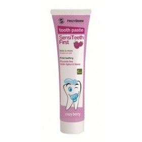 FREZYDERM SensiTeeth First Tooth Paste 6m+ 40ml