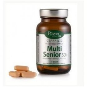 POWER HEALTH Multi Senior 50+ 30 tabs