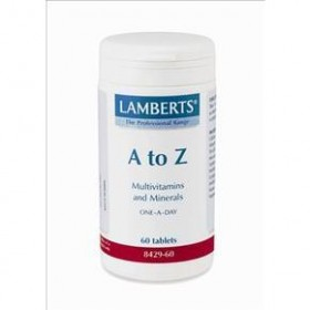 LAMBERTS A to Z ΠΟΛΥΒΙΤΑΜΙΝΕΣ 30 Tablets